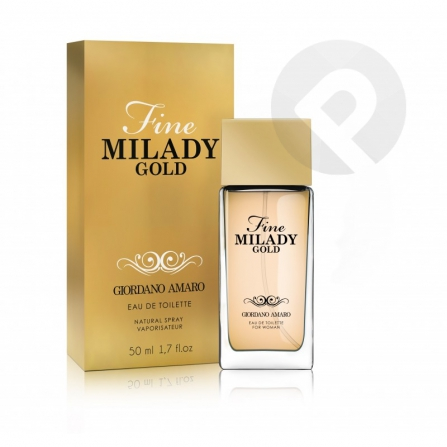 Woda toaletowa Milady Gold