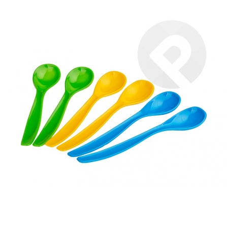 Łyżeczki plastikowe Jogurtówki