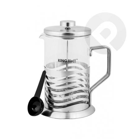 Zaparzacz do kawy i herbaty 0.8L