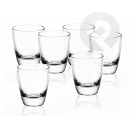 Kpl. 6 kieliszków do wódki Baryłka 25 ml
