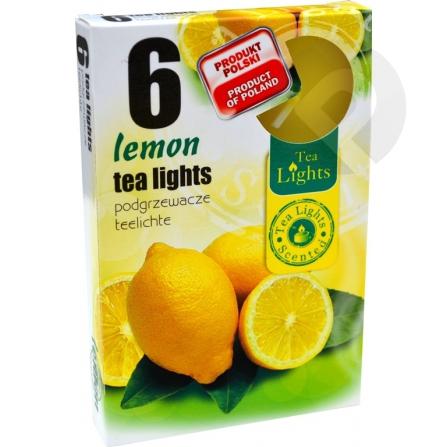 Podgrzewacze zapachowe Lemon