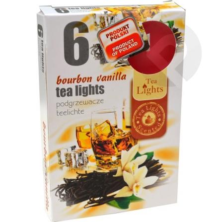 Podgrzewacze zapachowe Burbon Vanilla