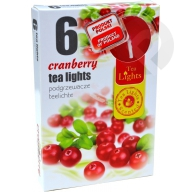 Podgrzewacze zapachowe Cranberry
