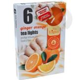 Podgrzewacze zapachowe Ginger Orange