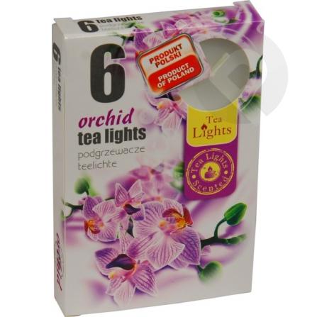 Podgrzewacze zapachowe Orchid