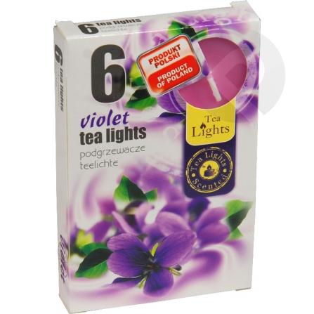 Podgrzewacze zapachowe Violet