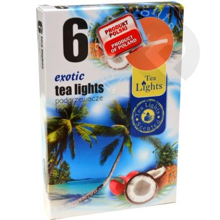 Podgrzewacze zapachowe Exotic
