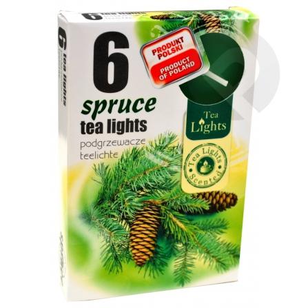 Podgrzewacze zapachowe Spruce