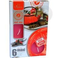 Podgrzewacze zapachowe Red Tea