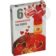 Podgrzewacze zapachowe Romantic
