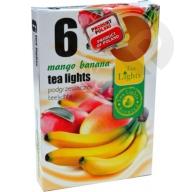 Podgrzewacze zapachowe Mango Banan