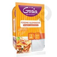 Foremki aluminiowa lasagne i zapiekanka