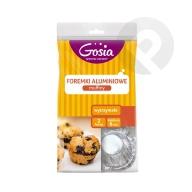 Foremka aluminiowa muffiny tacka