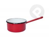 Rondelek czerwony 12 cm