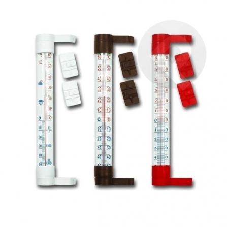 Termometr zaokienny duży