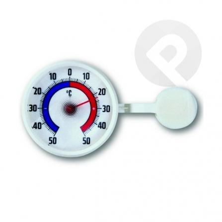 Termometr zaokienny plastikowy