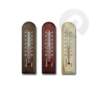 Termometr pokojowy drewniany