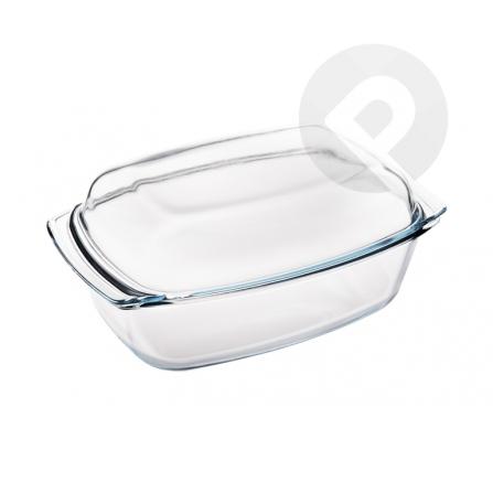 Żaroodporne naczynie do pieczenia 5.1 l
