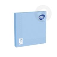 Serwetki papierowe Niebieskie