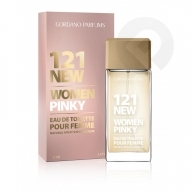 Woda toaletowa 121 New Women Pinky