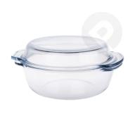 Żaroodporne naczynia do pieczenia 2,4 l