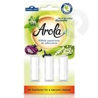Wkłady zapachowe do odkurzacza