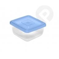 Pojemnik kwadratowy Blue Box 0,4 L