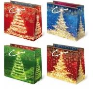 Torebka prezentowa świąteczna ''S24'' 24 x 16