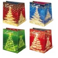 Torebka prezentowa świąteczna ''S24'' 29 x 42 x 18,5 cm