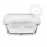 Szklany pojemnik z przykrywką 300 ml