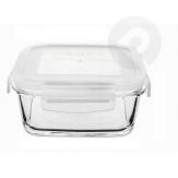 Szklany pojemnik z przykrywką 1000 ml