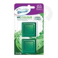 Kostka WC Colour Grenn Forest