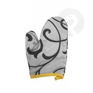 Kuchenna rękawica z magnesem 2 szt