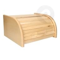 Chlebak drewniany duży