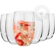 Szklanki do napojów Blended 370 ml 6 sztuk KROSNO