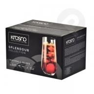 Szklanki long drink Splendour 480ml 6 sztuk KROSNO