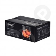 Szklanki do whisky Mixology 260 ml 6 sztuk KROSNO