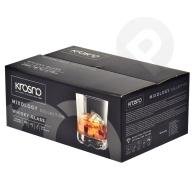 Szklanki do whisky Mixology 250 ml 6 sztuk KROSNO