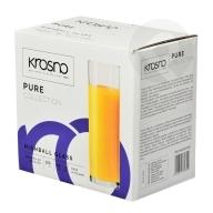 Szklanki do napojów Pure 200 ml 6 sztuk KROSNO