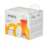 Szklanki do piwa Chill 500ml 6 sztuk KROSNO