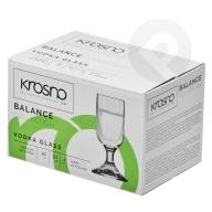 Kieliszki do wódki Balance 20ml 6sztuk KROSNO