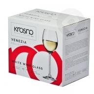 Kieliszki do wina białego Venezia 250 ml 6sztuk KROSNO