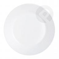 Talerz deserowy biały Harena 19 cm LUMINARC