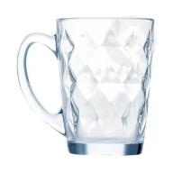 Kubek szklany New Morning Diamond 320 ml LUMINARC