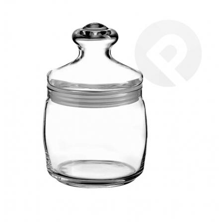 Słoik z pokrywką Cesni 420 ml PASABAHCE