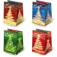 Torebka prezentowa świąteczna ''S24'' 16 x 10