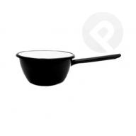 Rondelek stożkowy czarny 16 cm