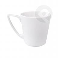 Filiżanka porcelanowa skośna Kubiko-Fala 220 ml AMBITION