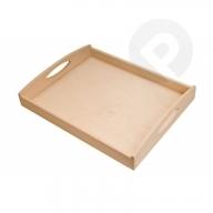 Taca drewniana 40x30