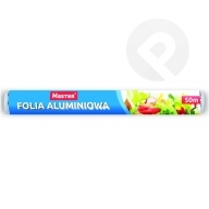 Folia aluminiowa 28cm*50m